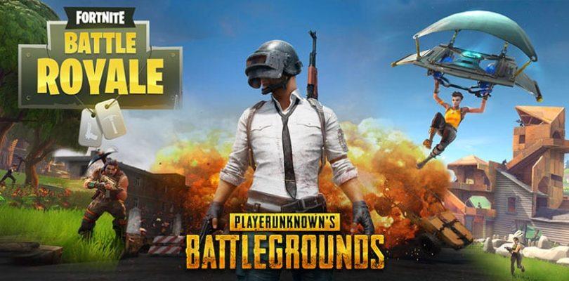 Game+Review%3A+Fortnite+vs.+PUBG