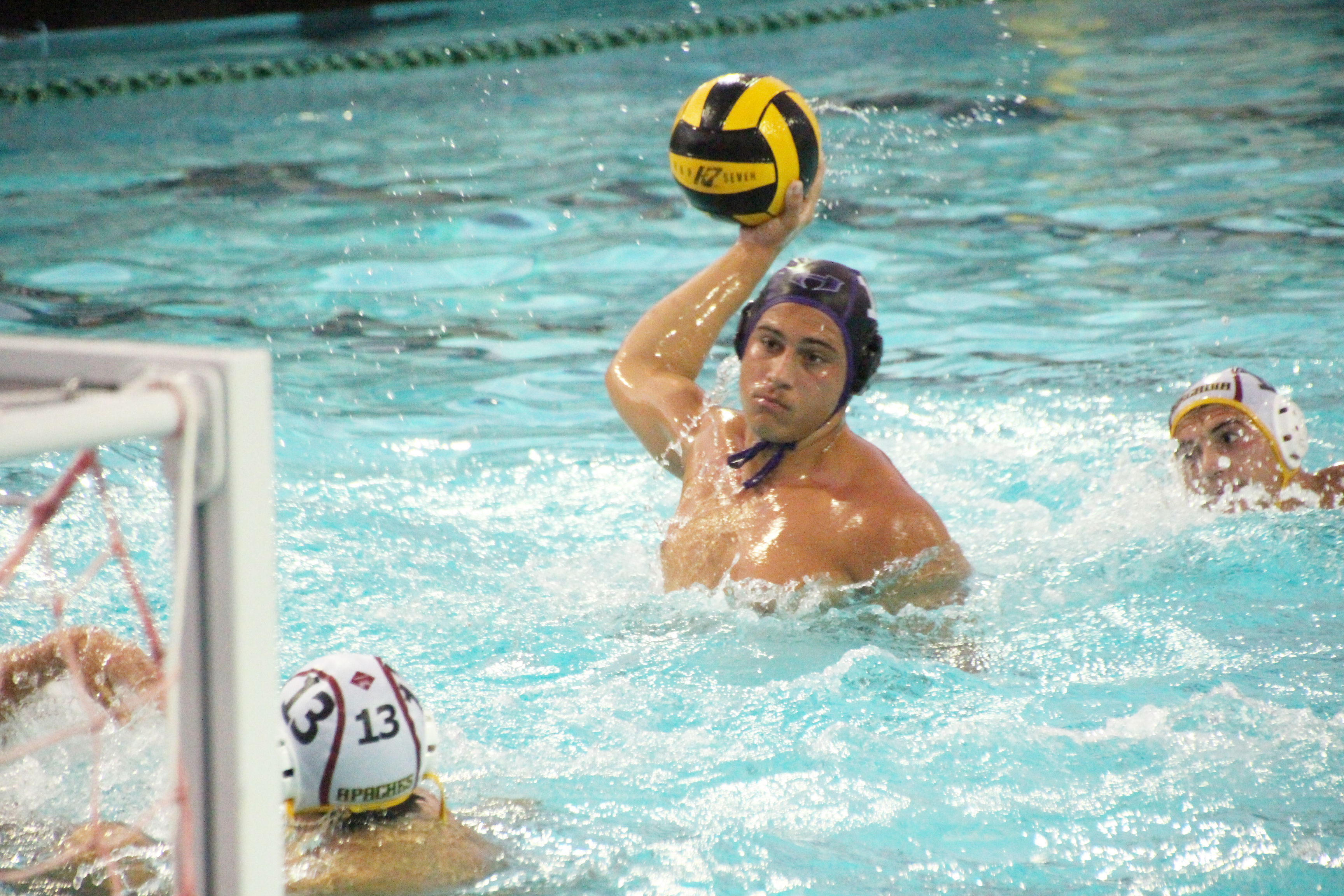 Boys Water Polo Update