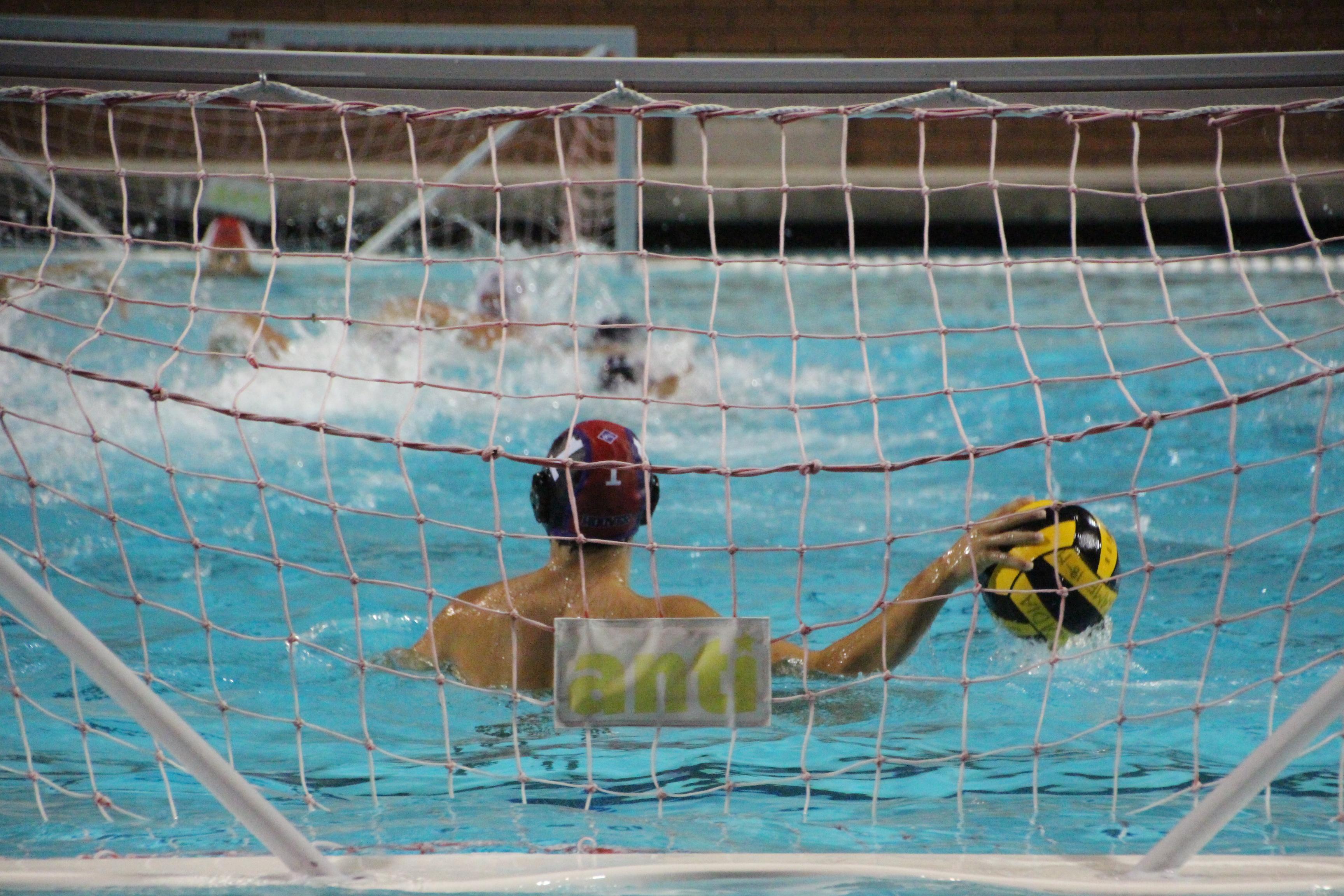 Boys Water Polo CIF Round 1 Photos