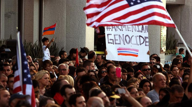 Armenian Genocide Recognition