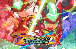 MegaMan Zero/ZX Legacy Collection