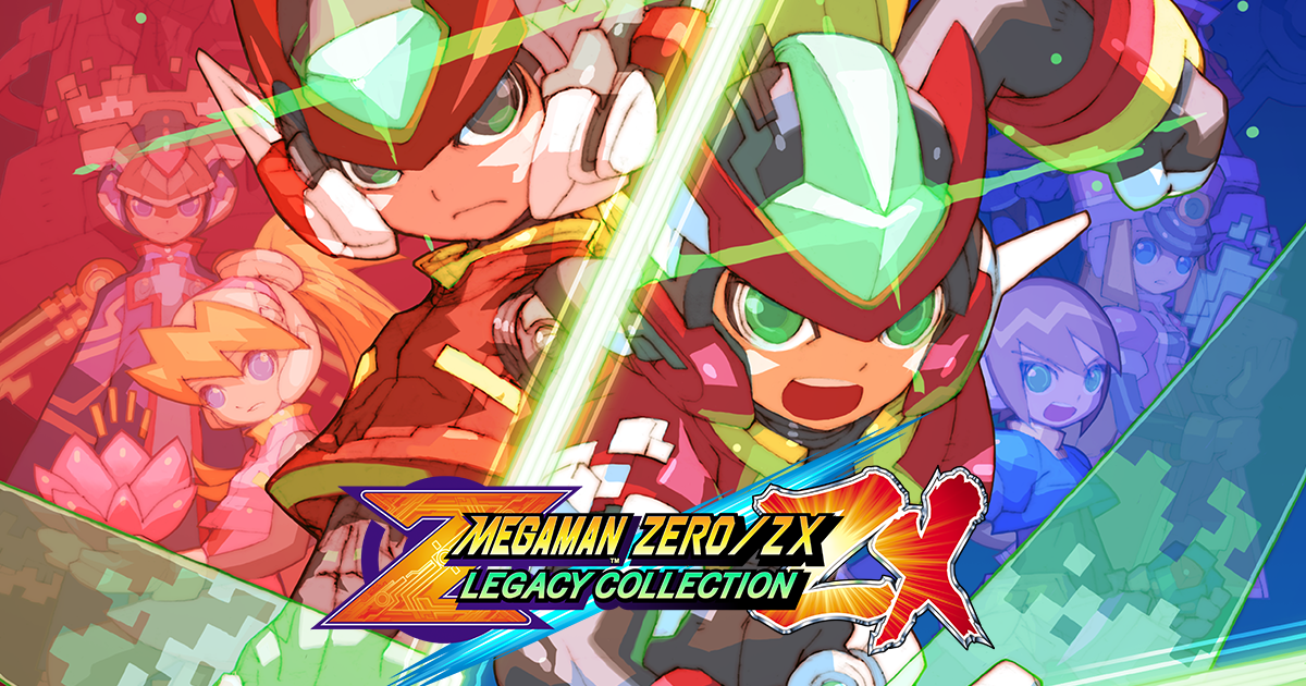 MegaMan Zero/ZX Legacy Collection