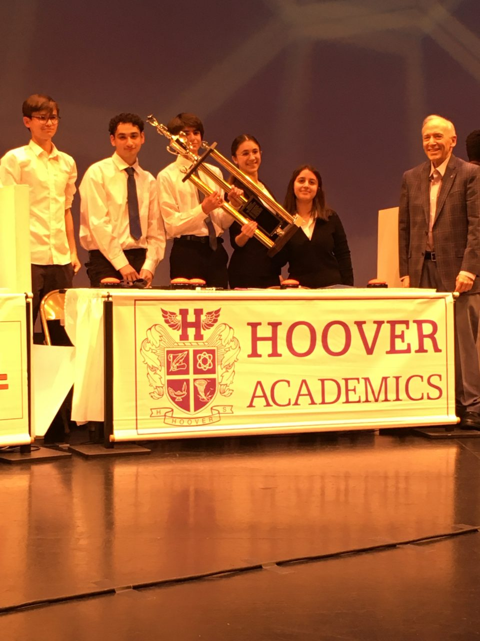 Hoover+High+School+Wins+Scholastic+Bowl
