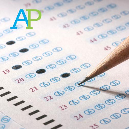 New AP Exam schedule