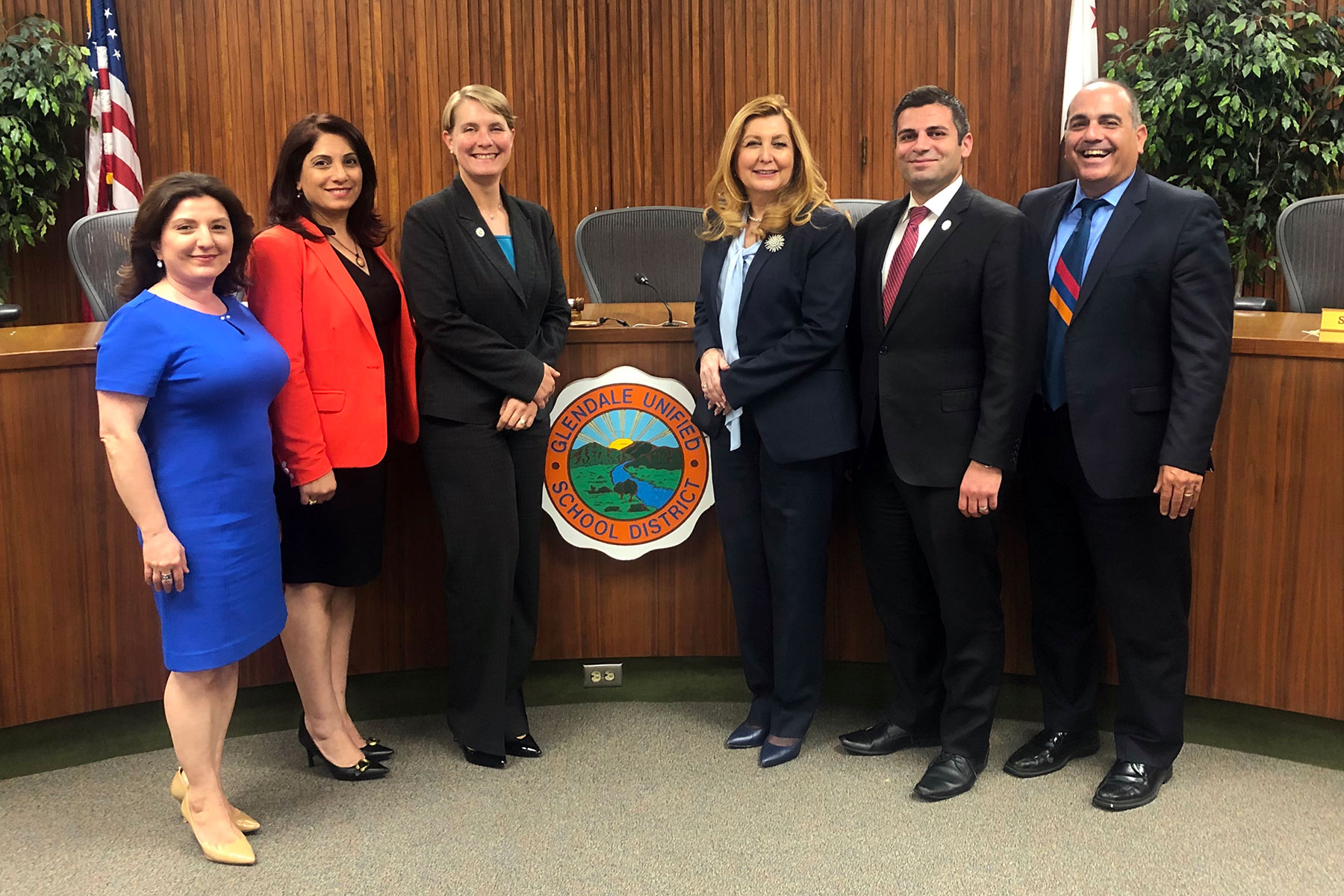 The GUSD Board of Education closed campuses for the start of the school year.