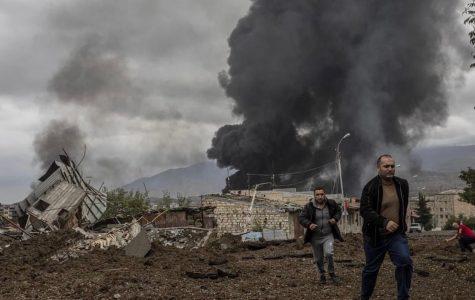 Armenia's War Hitting Home