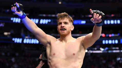 Hoover High graduate Edmen Shahbazyan is a rising star in the UFC.