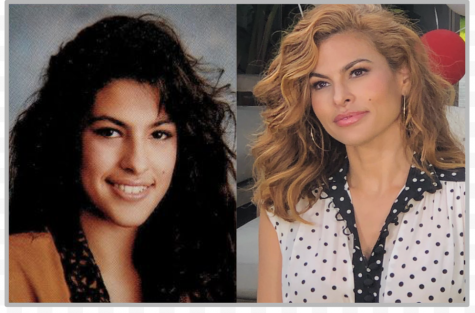Eva Mendes was a Tornado before she became a Hollywood star