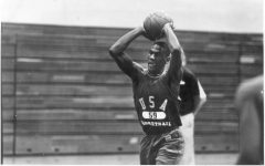 Michael Jordan and the 1984 Olympic men's basketball team practiced in the Hoover gym.