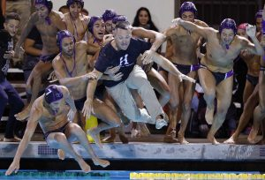 The Hoover boys' water polo will begin its season on Thursday.
