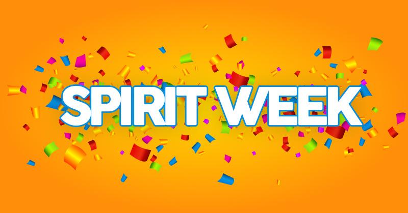 Spirit Week set