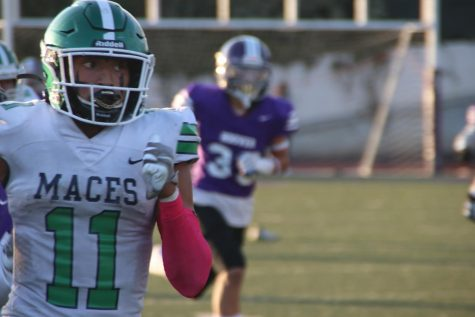 Maywood Races Past Hoover